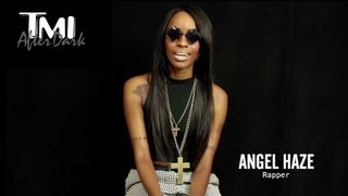 Angel Haze not Aaliyah | TMI After Dark