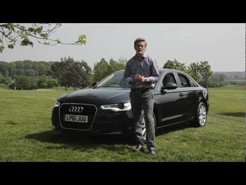 The New Audi A6 (2012) Video Test Drive