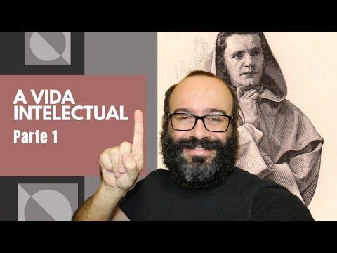 A Vida Intelectual (Parte 1) | A. D. Sertillanges | Vocação Intelectual | Estudos Preparatórios #1