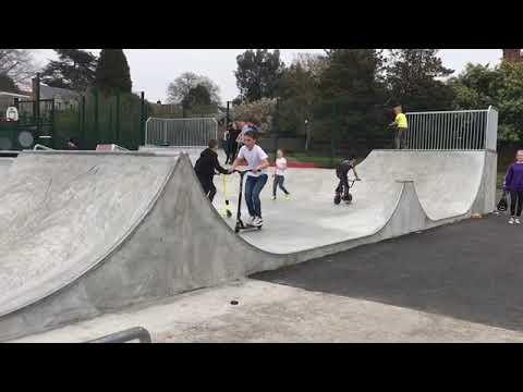 Sudbury's New SkatePark!!