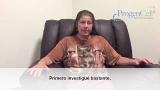 Knee Osteoarthritis Stem Cell Treatment Patient Testimonial (Spanish Subtitles)