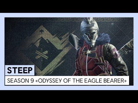 "STEEP – Season 9 ""Odyssey of the Eagle Bearer"""
