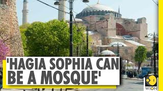 Your Story: Turkish court rules on Hagia Sophia status | Court declares museum status null & void - Download this Video in MP3, M4A, WEBM, MP4, 3GP