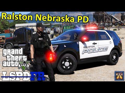 , title : 'Ralston Nebraska Police Department Patrol   GTA 5 LSPDFR Episode 474