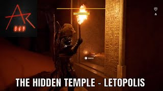 New Kid In Town - Explore the region of Letopolis to discover the temple of million years