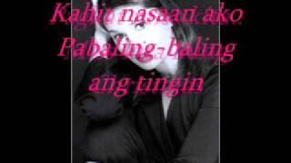 Miss kita kung Christmas by donna cruz with lyrics