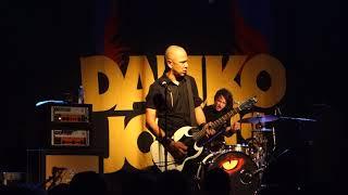 Danko Jones - Lovercall / Cadillac (Live @ The Music Hall in Oshawa Nov 2 2017)