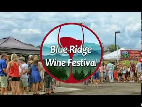 Blue Ridge Wine Festival commercial