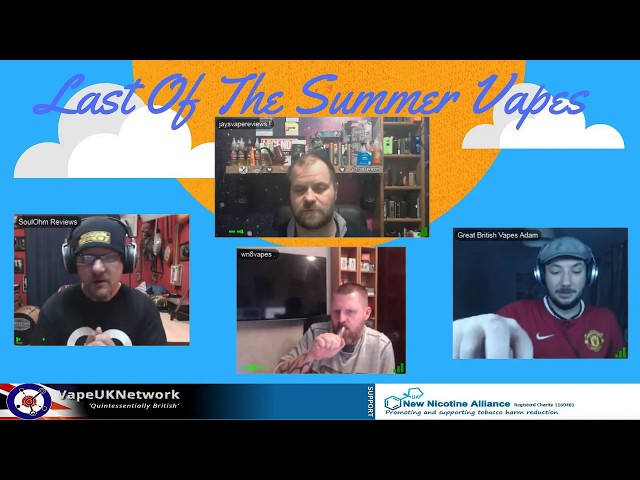 Live vaping and vape related chat, news, views and fun - 23 January 2018