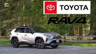 2020 Toyota RAV4 Hybrid // Why is this SUV the Best Selling Vehicle in North America?