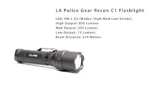 LA Police Gear...