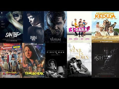 Film indonesia wajib nonton bulan oktober 2018