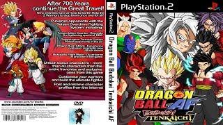 Dragon Ball Budokai Tenkaichi AF (Download)