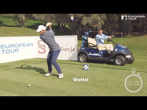 Speed Golf Finally Makes The World's Most Boring Sport Exciting To Watch