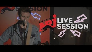 "James TW ""When You Love Someone"" & ""Ex"" NRJ LIVE SESSIONS   NRJ SWEDEN"