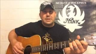 Pride's Not Hard To Swallow - Hank Williams Jr. Cover by Faron Hamblin