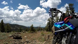 GoPro HERO4 Black Pro-quality. - Moto/Enduro - Stanislaus National Forest -
