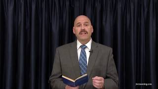 Why Do Jehovah's Witnesses Read the Bible?