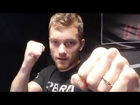 My Full MMA Training Workout