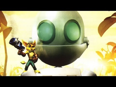 Classic Game Room - RATCHET & CLANK: SIZE MATTERS review for PSP