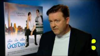 Ricky Gervais talking about David Bowie - brilliant!