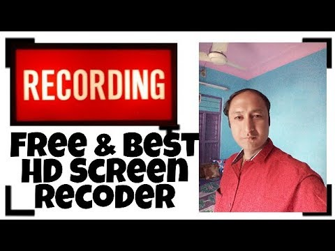Free & Best Screen Recorder Software  for android Mobile 2017