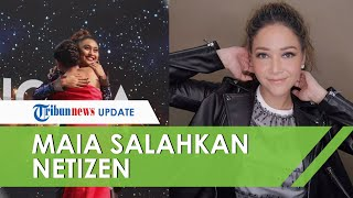 Maia Estianty Salahkan Netizen atas Ketidak Lolosan Novia: Mereka Terlena dengan Standing Ovation