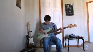 Angels & Airwaves - Bullets In The Wind (Bass Cover)