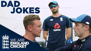 Dad Jokes: You Laugh, You Lose - Chris Woakes v Jake Ball
