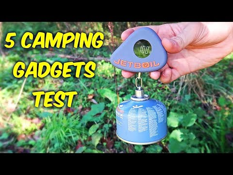 5 Camping Gadgets put to the Test – Part 7
