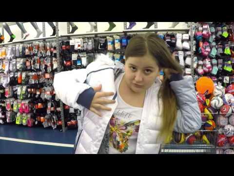 Закупка осенне-зимней одежды детям в Спортмастере