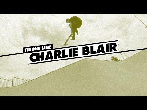 Firing Line: Charlie Blair
