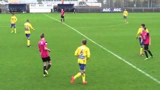 MU FK Teplice : FK Mladá Boleslav U17 10.10.2015-1.část
