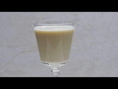 How to Prepare Soy Milk- CocinaTv By Juan Gonzalo Angel
