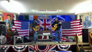Spur The Duo - Cold Hearted, Zac Brown Band cover
