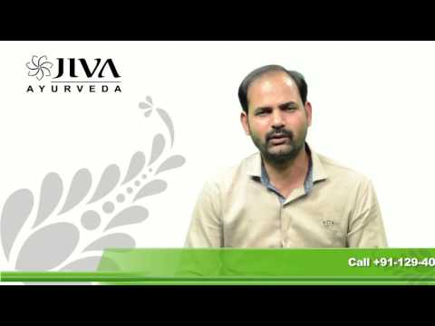 Mr. Anas' Healing Story at Jiva Ayurveda-Treatment of Slip Disc