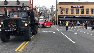 Military Bowl Parade -- December 2019  Annapolis MD
