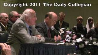 Penn State Board of Trustees Press Conference 11/9/2011