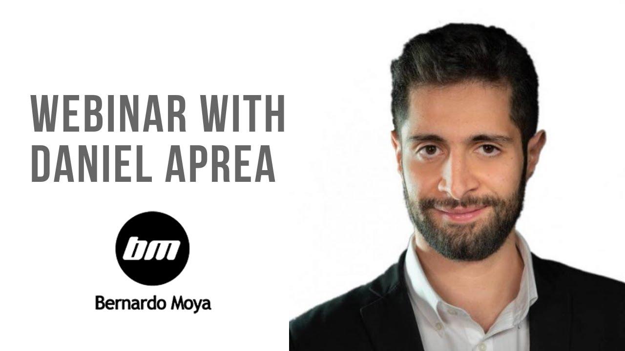 Webinar with Daniel Aprea