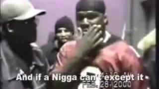 Ja Rule & 50 Cent Back In 1999 & 2000