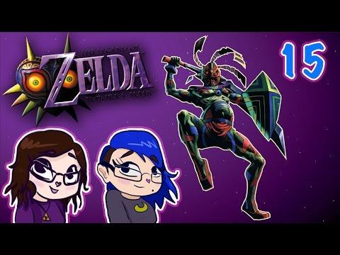 The Legend of Zelda Majora's Mask - EP 15: Raise Hell, Eat Cornbread! | MoonJelly Gaming