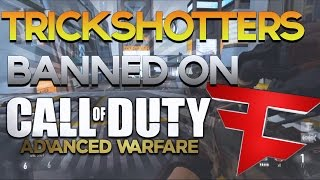Trickshotters BANNED from Advanced Warfare? FaZe... @MichaelCondrey Banned & MORE! - Red Scarce
