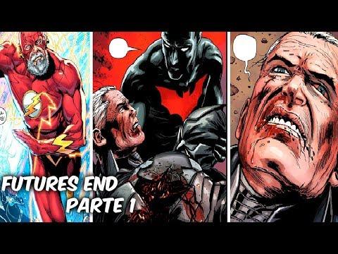 LA MUERTE BATMAN, FLASH, SUPERMAN Y LA LIGA DE LA JUSTICIA