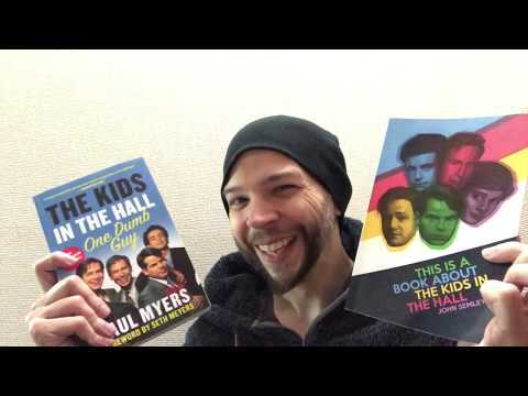 Book Review: A tale of two Kids in the Hall books