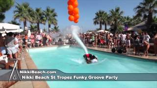 NikkiBeach St Tropez Funky Groove Party 7282012