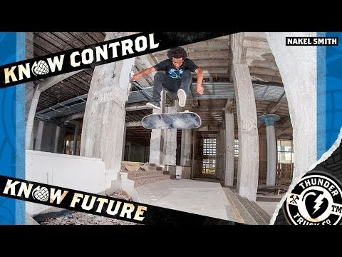 Nakel Smith: Know Control - Know Future