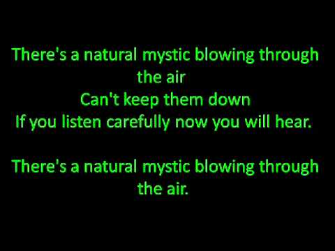 bob marley  - natural mystic lyrics