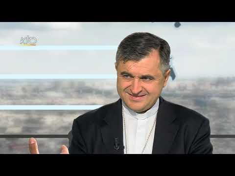 Mgr Antoine de Romanet, diocèse aux Armées
