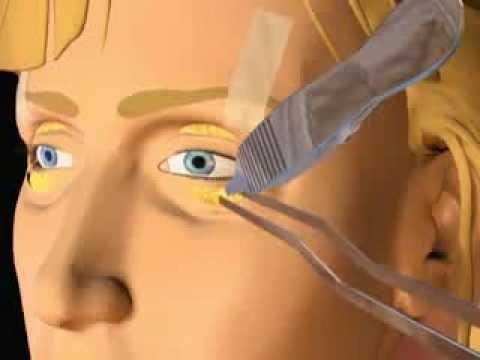 Le masque pour la personne le bronzage facile