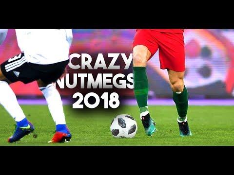 Crazy Nutmeg Skills 2018 • Insane Pannas 17/18